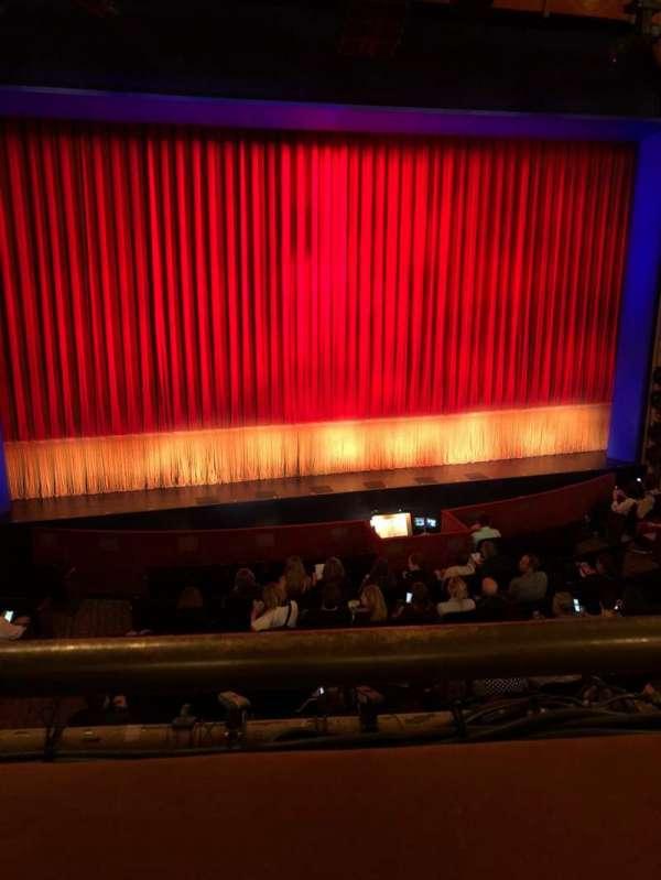 Longacre Theatre, secção: Mezzanine C, fila: A, lugar: 113
