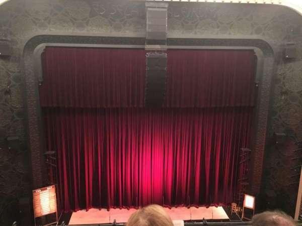 Mainstage at the New York City Center, secção: Balcony, fila: B, lugar: 129