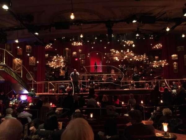 Imperial Theatre, secção: Orchestra, fila: L, lugar: 113
