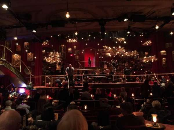 Imperial Theatre, secção: Orchestra C, fila: L, lugar: 113