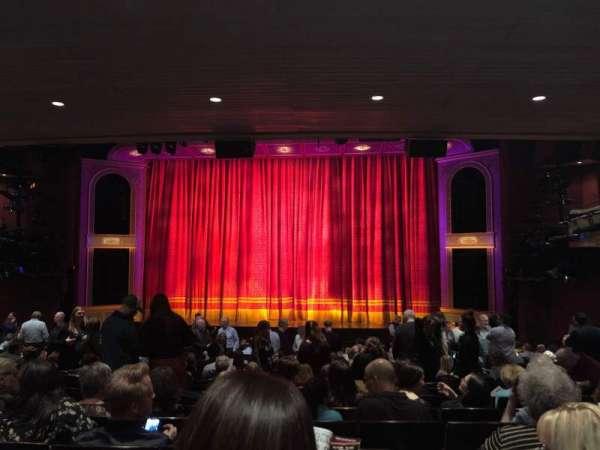 Marquis Theatre, secção: Orchestra C, fila: U, lugar: 119