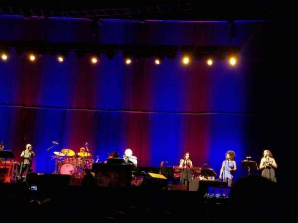 Jiffy Lube Live, secção: orchestra 2, fila: K, lugar: 6