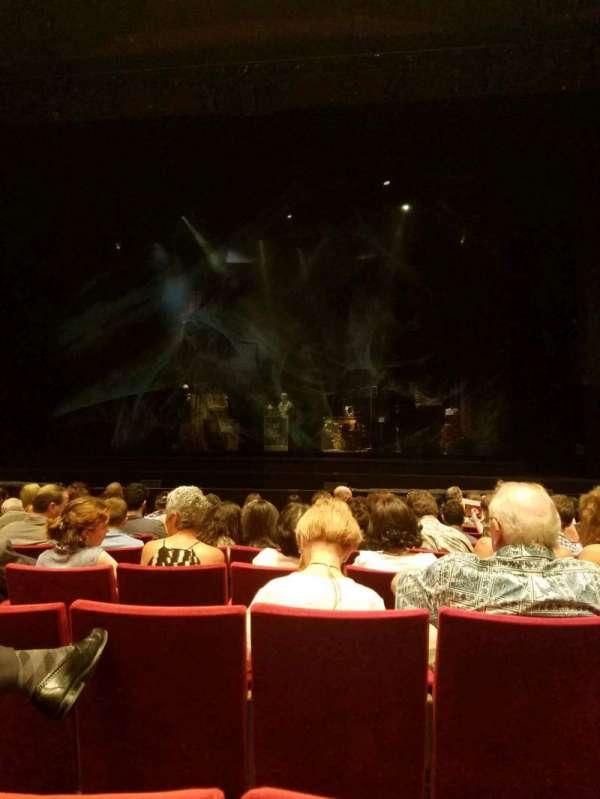 San Diego Civic Theatre, secção: Orchestra, fila: H, lugar: 14
