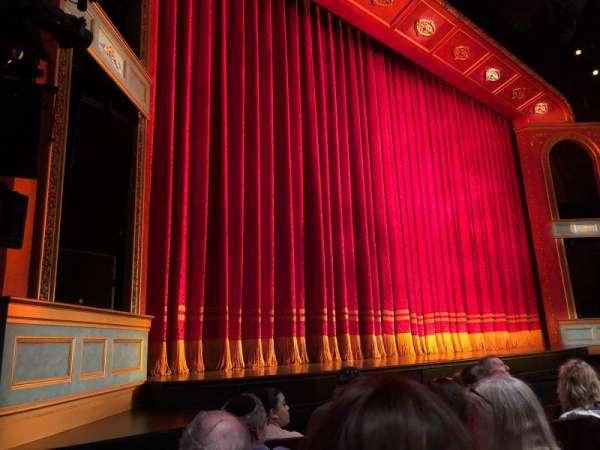 Marquis Theatre, secção: Orchestra L, fila: E, lugar: 17