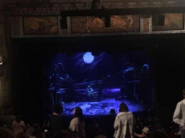 Hollywood Pantages Theatre, secção: Mezz LC Rear
