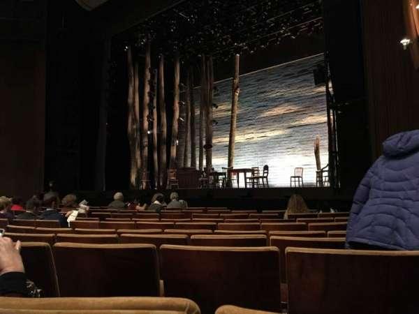 Ahmanson Theatre, secção: Orchestra, fila: H, lugar: 4