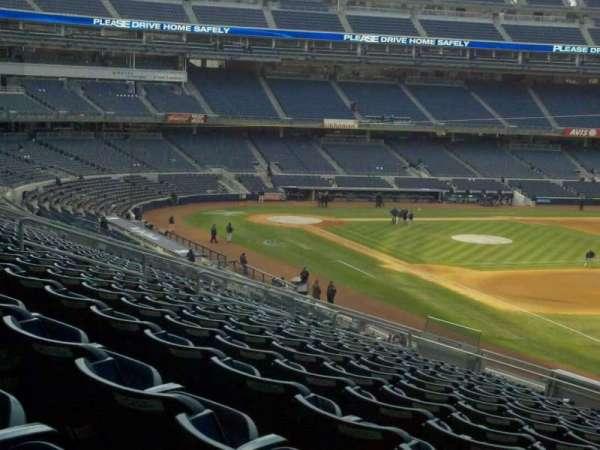 Yankee Stadium, secção: 211