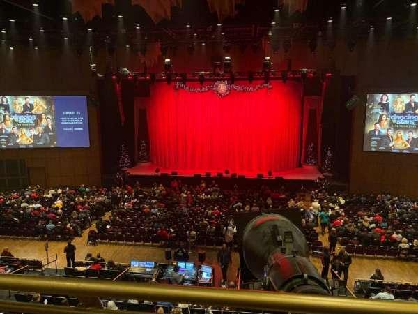 The Theater at MGM National Harbor, secção: 303, fila: A, lugar: 4