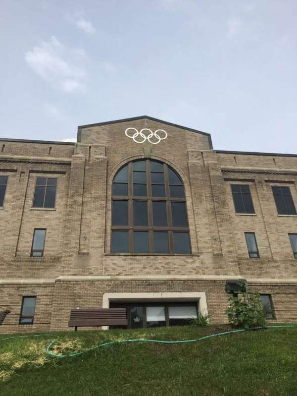 Herb Brooks Arena, secção: Exterior