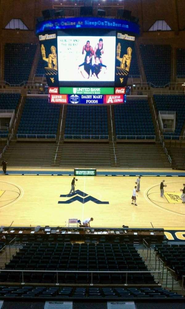WVU Coliseum