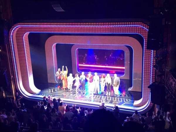 Lyceum Theatre (Broadway), secção: Mezzanine R, fila: G, lugar: 10
