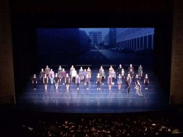 Auditorium Theatre, secção: FBLC-C, fila: G, lugar: 404