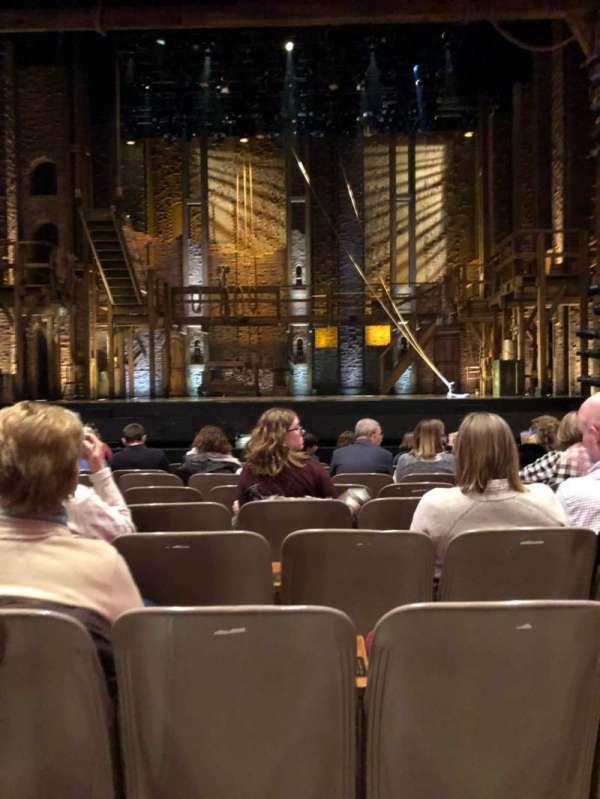 The Bushnell Center for the Performing Arts - Mortensen Hall, secção: Orchestra D, fila: J, lugar: 205