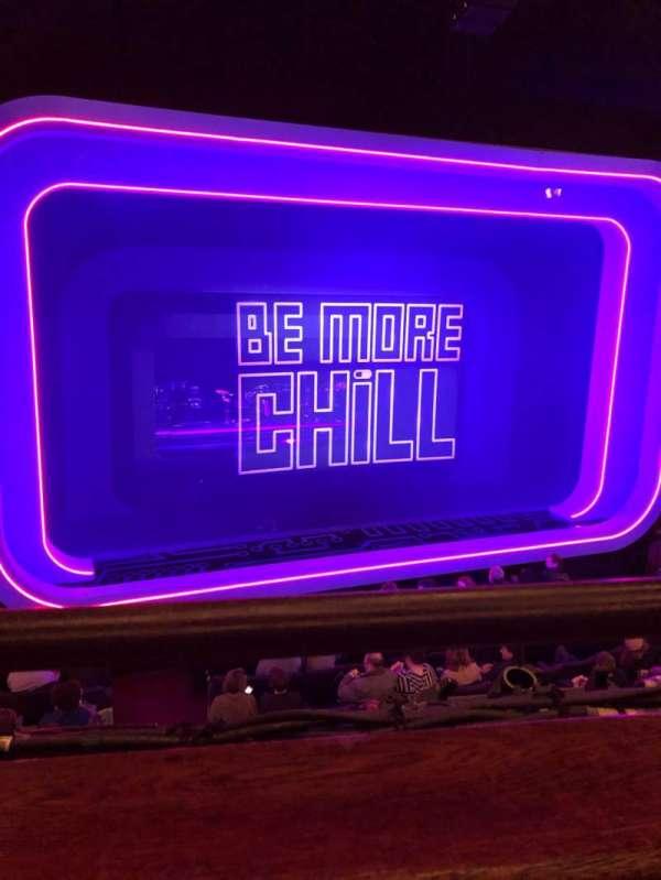 Lyceum Theatre (Broadway), secção: Mezzanine L, fila: A, lugar: 1