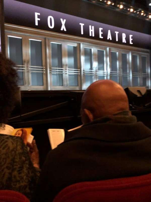 Imperial Theatre, secção: Orch, fila: AA, lugar: 3