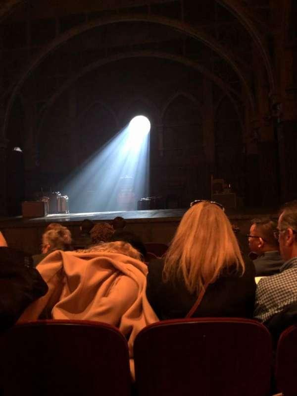 Lyric Theatre, secção: Orch, fila: F, lugar: 10