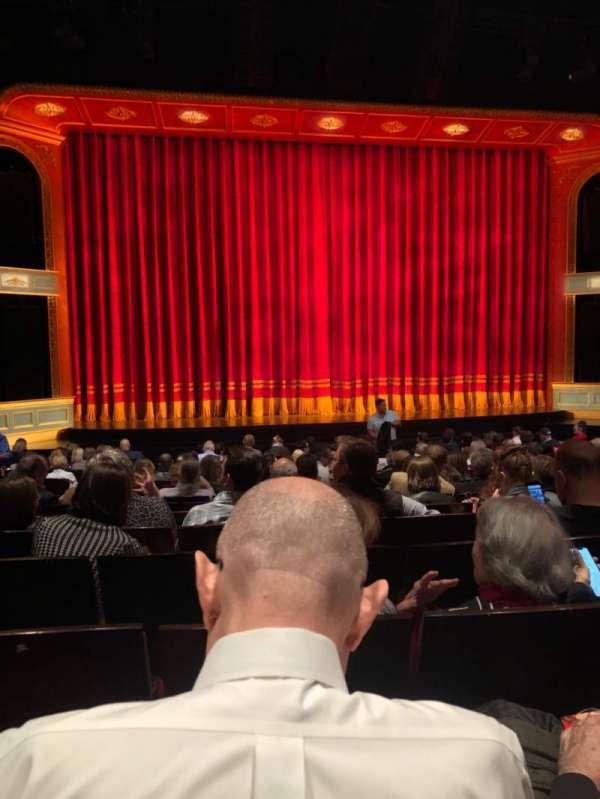 Marquis Theatre, secção: Orch, fila: Q, lugar: 106