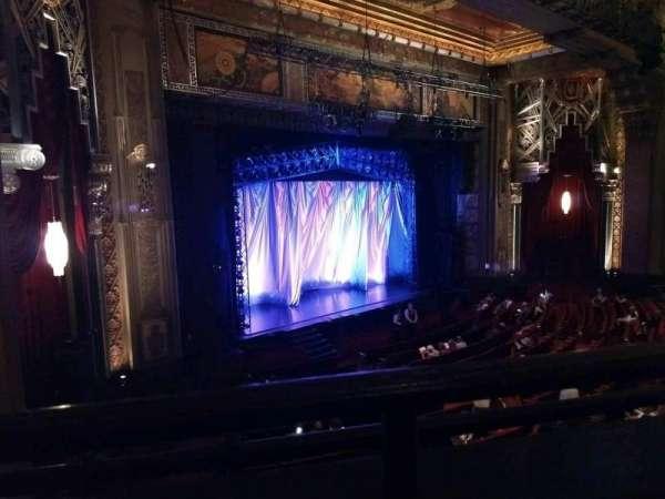 Hollywood Pantages Theatre, secção: mezz left, fila: A, lugar: 21