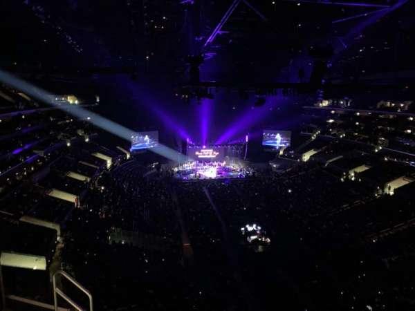 Staples Center, secção: 311, fila: 7, lugar: 19