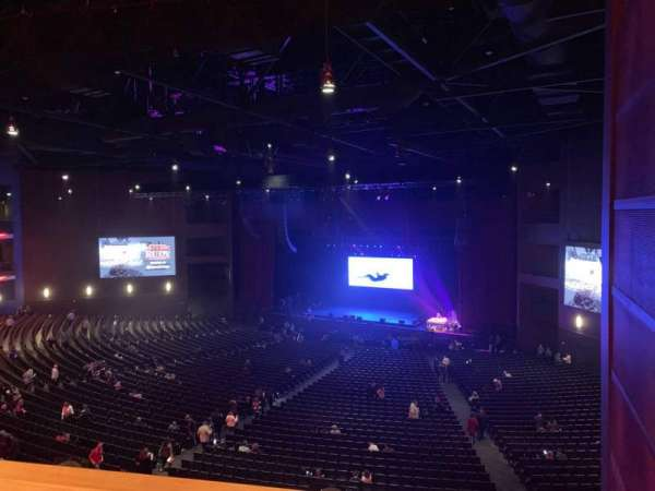 Microsoft Theater, secção: Lower Mezz Right, fila: C, lugar: 113