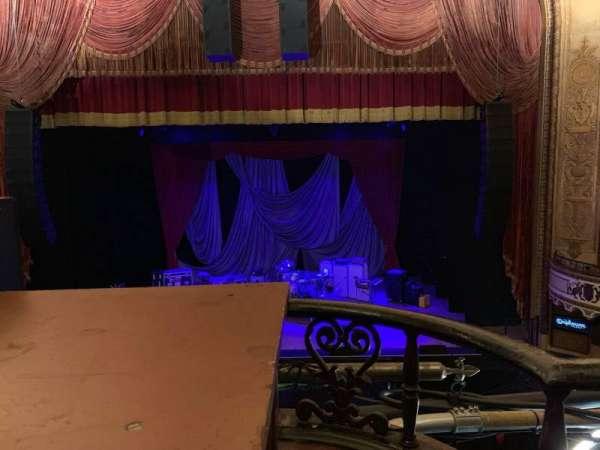 Orpheum Theatre (Los Angeles), secção: Mezz, fila: A, lugar: 102