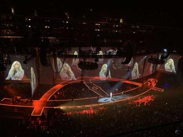 Staples Center, secção: 303, fila: 1, lugar: 15