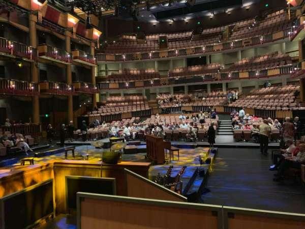 Cerritos Center For The Performing Arts, secção: Orchestra, fila: RC, lugar: 5