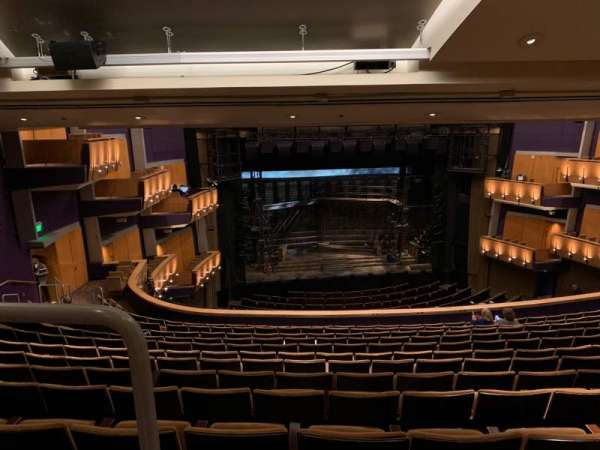 Ahmanson Theatre, secção: Mezzanine , fila: N, lugar: 36
