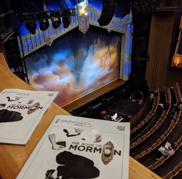 Ahmanson Theatre, secção: Balcony, fila: BXE, lugar: 204