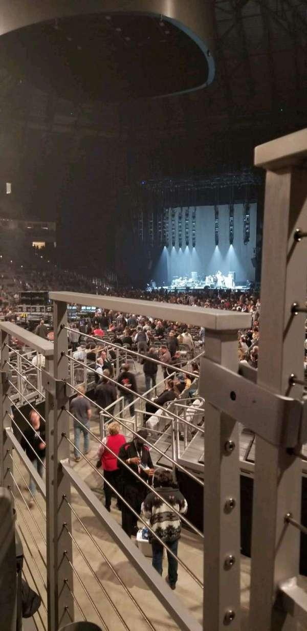 Dickies Arena, secção: 113, fila: 11, lugar: 3