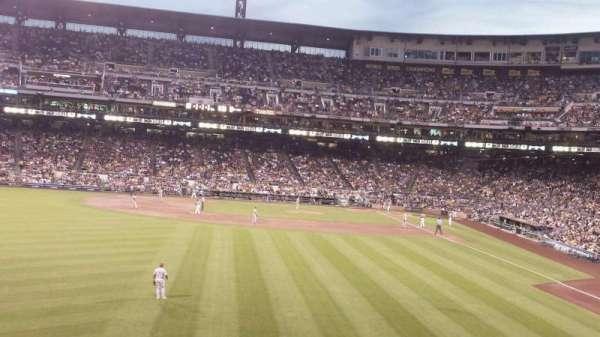PNC Park, secção: 235, fila: H, lugar: 18