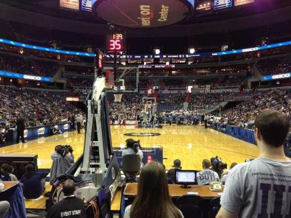 Capital One Arena, secção: 105