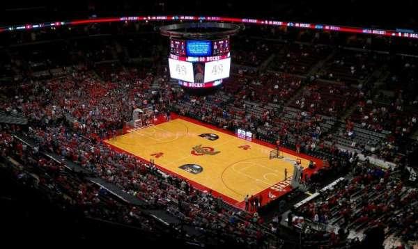 Value City Arena, secção: 301, fila: S, lugar: 17