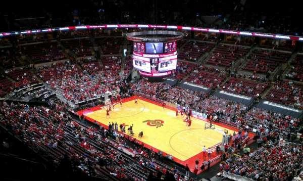 Value City Arena, secção: 317, fila: S, lugar: 18