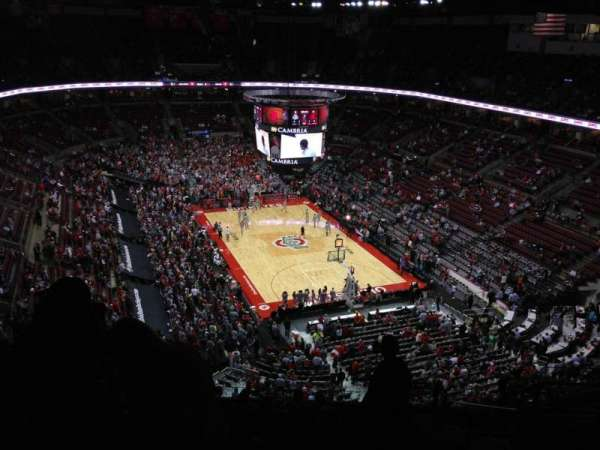 Value City Arena, secção: 333, fila: Q, lugar: 8
