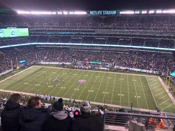 MetLife Stadium, secção: 312, fila: 14, lugar: 5