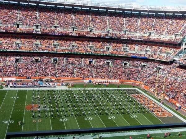 FirstEnergy Stadium, secção: 508, fila: 10, lugar: 24