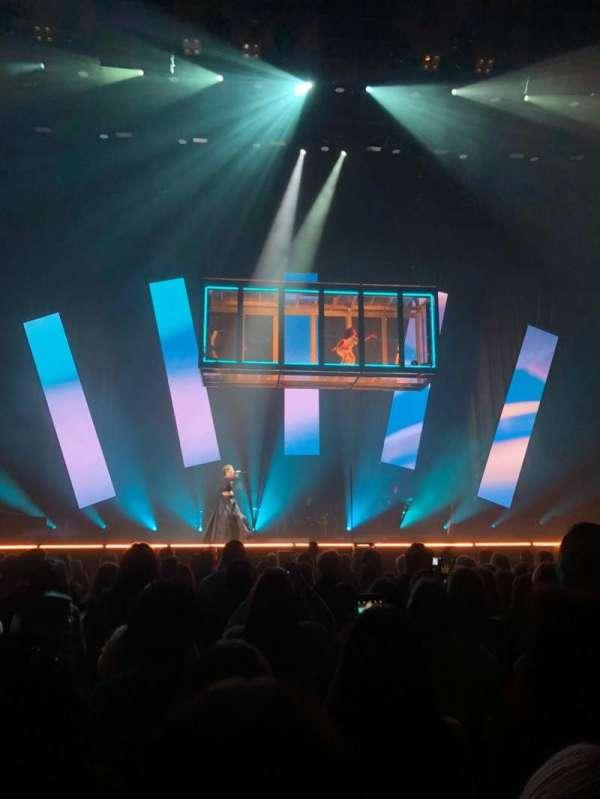 Allstate Arena, secção: 2, fila: 11, lugar: 4