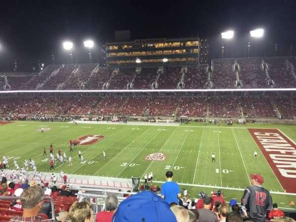 Stanford Stadium, secção: 230