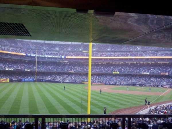 Yankee Stadium, secção: 132S, fila: 28S, lugar: 6