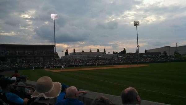 Joseph L. Bruno Stadium, secção: 340, fila: 3, lugar: 9