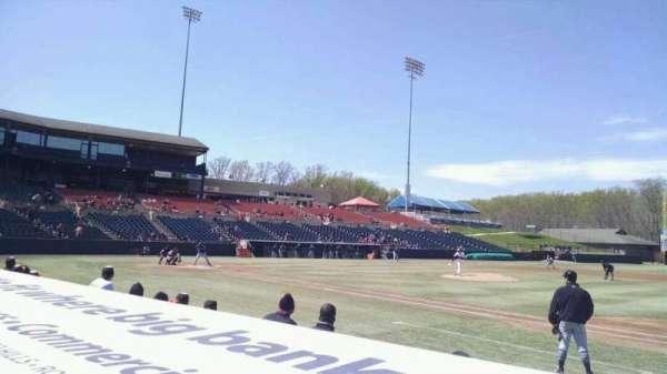 Prince George's Stadium, secção: 115, fila: C, lugar: 9