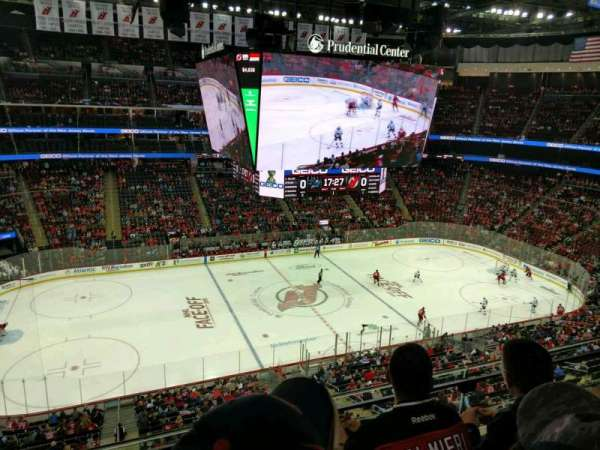 Prudential Center, secção: 127, fila: 3, lugar: 14