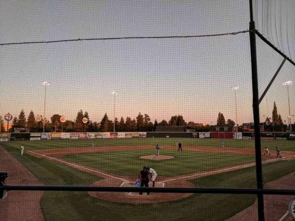 Rawhide Ballpark, secção: 200, fila: E, lugar: 2
