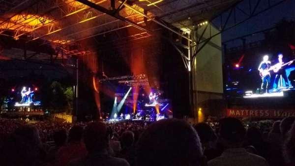 Jiffy Lube Live, secção: 201, fila: K, lugar: 40