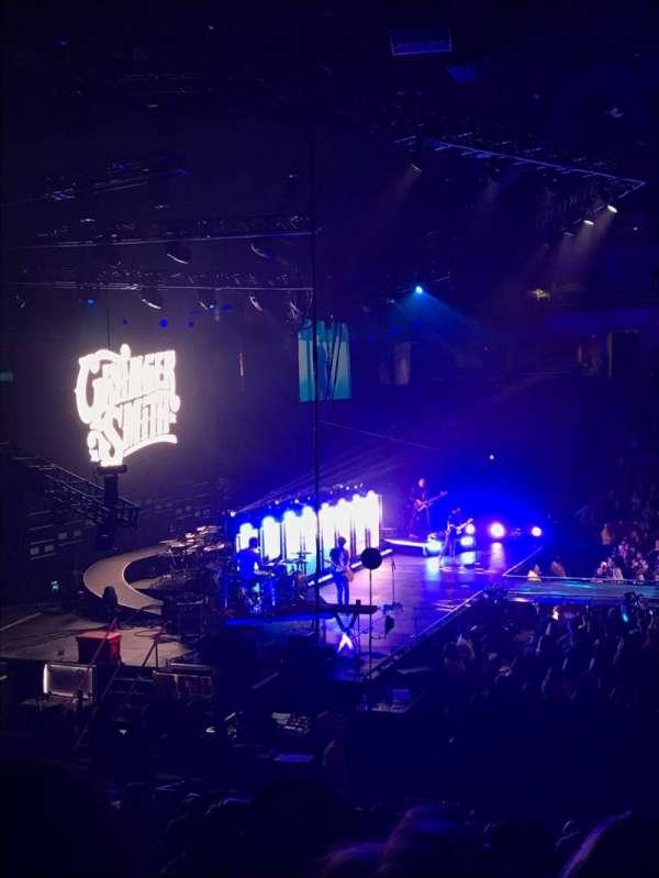SNHU Arena, secção: 108, fila: R, lugar: 7/8