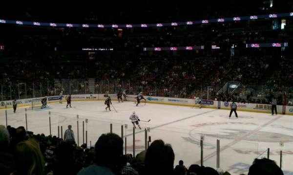 Honda Center, secção: 221, fila: Q, lugar: 10