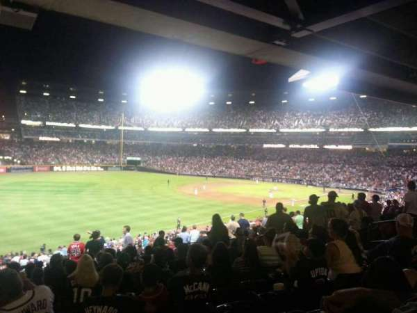 Turner Field, secção: 226L, fila: 14, lugar: 110