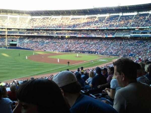 Turner Field, secção: 224, fila: 11, lugar: 10