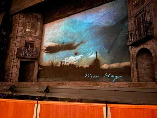 Au-Rene Theatre at the Broward Center, secção: Orchestra R, fila: E, lugar: 4